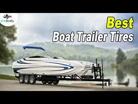 Best Boat Trailer Tires In 2020 – Reviewed And Rated