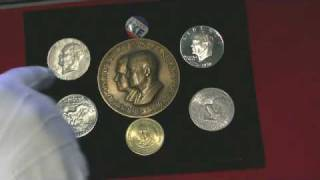 President Eisenhower Coin Collection