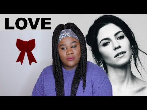 Marina - LOVE (+ FEAR) Album |REACTION|
