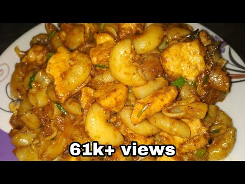Chicken Macaroni Recipe   Chicken Pasta Recipe   Very Simple And Easy Way To Make In Less Time