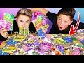 EXPERIMENT $1000 of Scratch Cards! *SHOCKING WIN* 😱🎉 (Lottery Challenge w/Jake Mitchell)