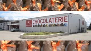 Histoire des chocolats DE MARLIEU