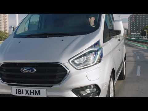 Ford Transit híbrido
