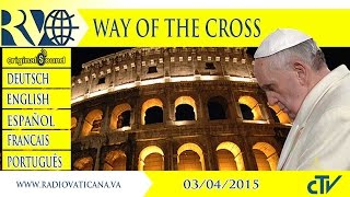 Way of the Cross - 2015.04.03