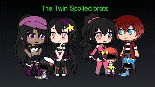 Gacha life: The Twin spoiled brats Episode 3: The future