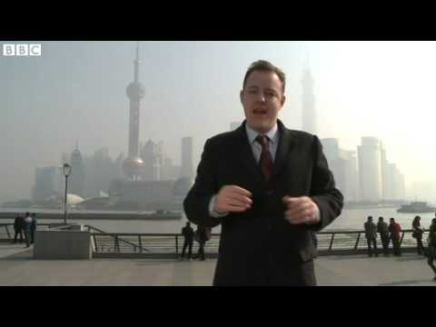 David Cameron meets business leaders in Shanghai