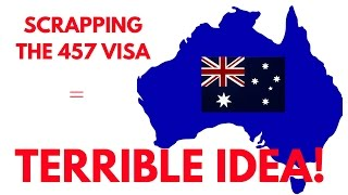 Why Scrapping The 457 Visa Is A Terrible Idea - MY JOURNEY | EPISODE 008