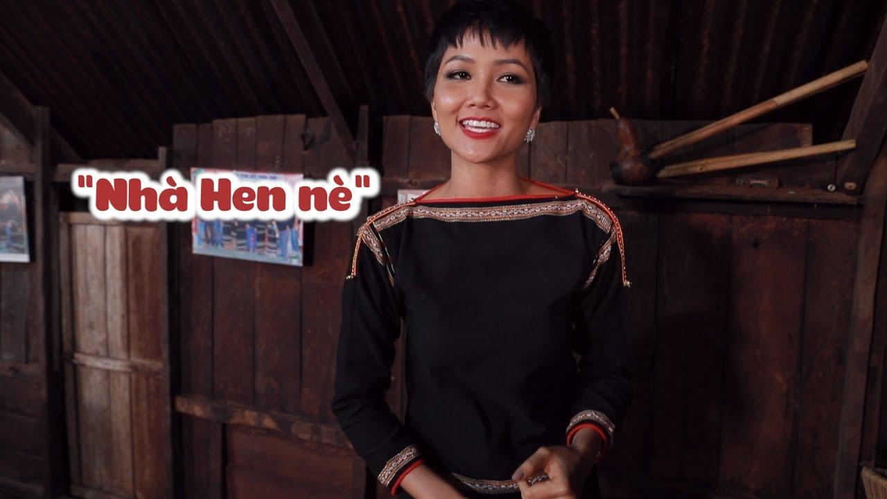 Có gì trong căn nhà sàn của Hoa hậu đẹp nhất hành tinh H'Hen Niê ở Đăk Lăk?