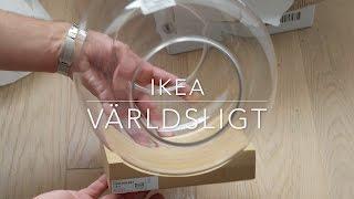 Ikea Världsligt plant pot
