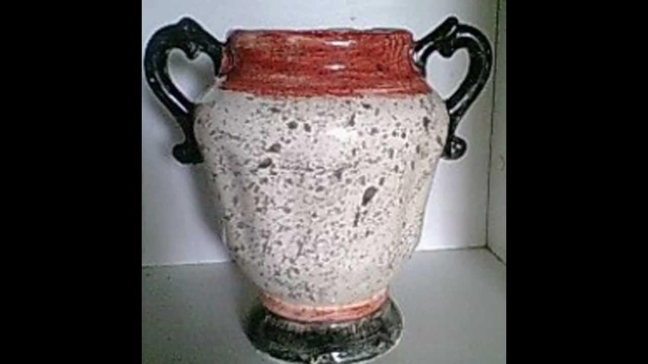Cer mica t cnicas bizcocho youtube for Bizcochos de ceramica