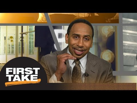 Stephen A. understands CJ McCollum's frustration over resurfaced tweets | First Take | ESPN