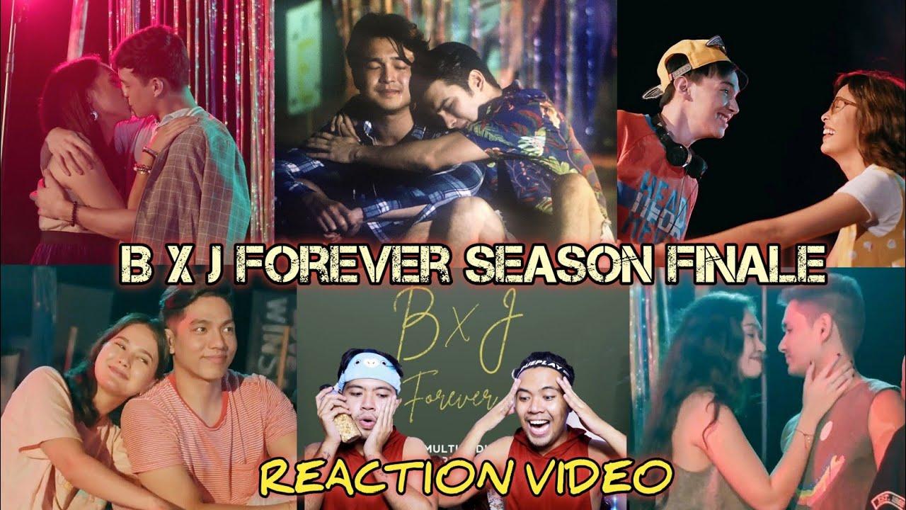 Download B X J Forever Season Finale Reaction Video   Pinoy BL Series   Twin LGBT