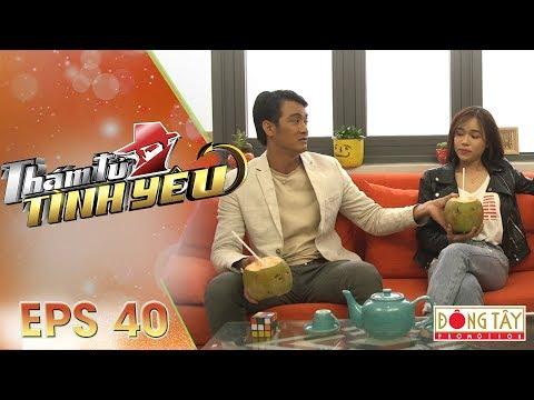 Thám Tử Tình Yêu 2018   Tập 40 Full HD: Cô Gái Bí Ẩn - Phần 2 (22/03/2018)
