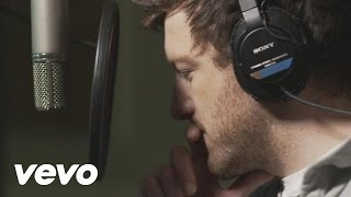Matt Cardle - In the studio