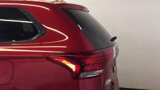 RED 2016 Mitsubishi Outlander ES AWC ES AWC Review Sherwood Park Alberta - Park Mazda