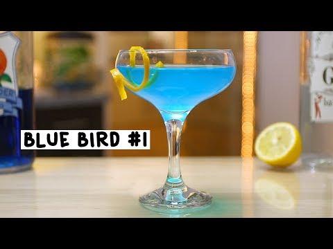 Blue Bird #1 - Tipsy Bartender