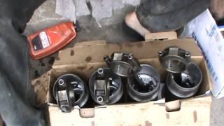 видео Двигатель ЗМЗ 402 Волга, ГАЗель