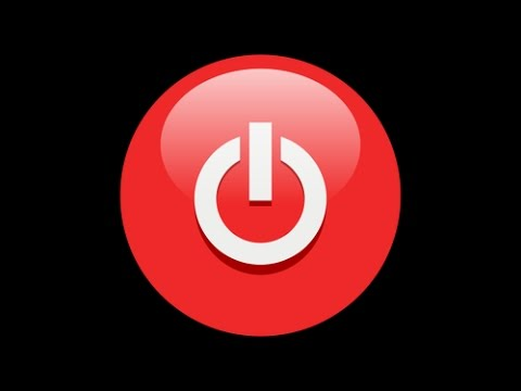 Simbolo encendido apagado interruptor