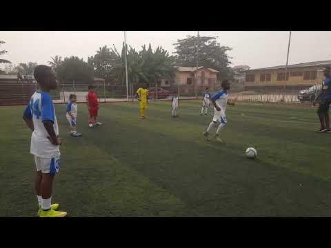 Astros football academy training Ghana 140