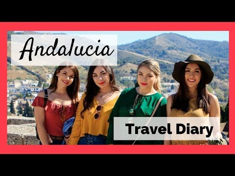 Spring Break Part 1 - Andalucía | TRAVEL DIARY Mp3