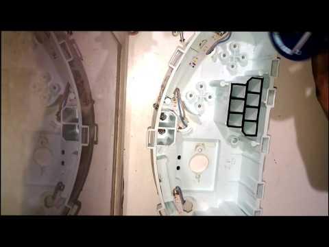 Daewoo Matiz - Установка светодиодной ленты в доску приборов