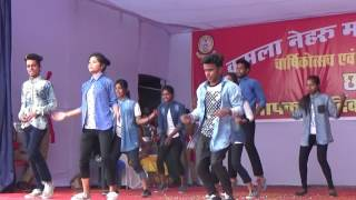 Justin Tapori dance korba chhattishgarh