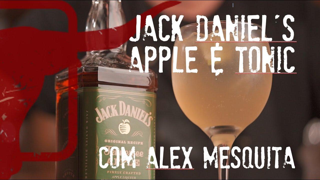 Jack Daniel's Apple & Tonic