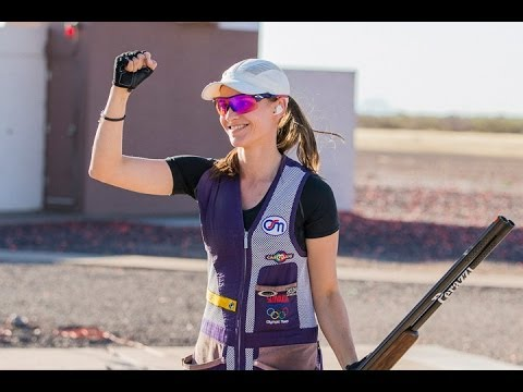 Skeet Women Highlights - ISSF Shotgun World Cup 2014, Tucson (USA)
