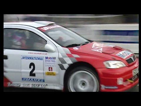 British Rally Championship 2000: Round 6 - Manx International Rally