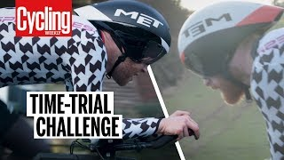 Time Trial Challenge | Ollie VS Alec | Cycling Weekly