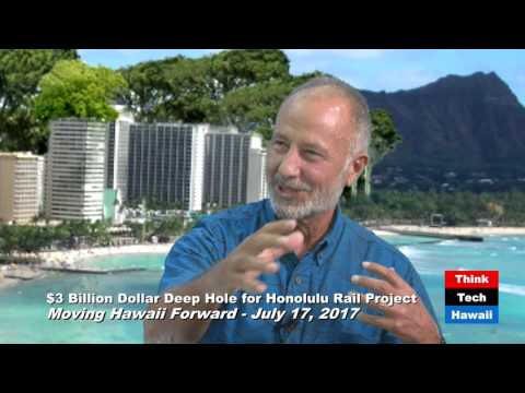 $3Billion Dollar Deep Hole for Honolulu Rail Project