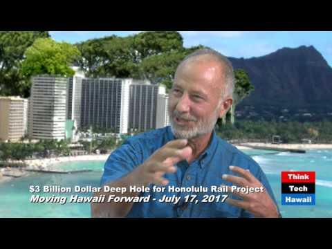 $3Billion Dollar Deep Hole for Honolulu Rail Project