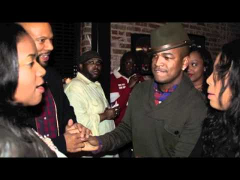 Ne-Yo Porsche Album Preview Event
