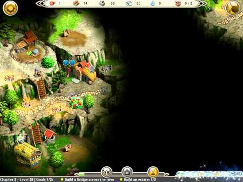 Viking Saga 3: Epic Adventure - Level 28  