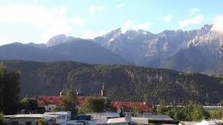Camping Eichenwald Stams Itävalta 9 2015