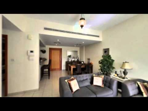 The Greens Dubai 1 Bedroom Apartment in Al Ghozlan