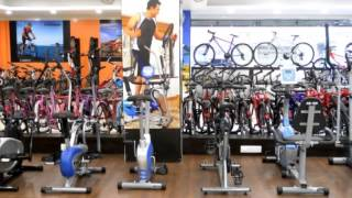 Smart Life gym's BSA and HERCULES Bicycles