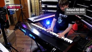 roland rd 800 vs kawai mp10 demo comparison poro wnanie rd800 i mp10