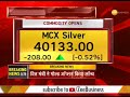 Commodities Live: MCX launches gold options today