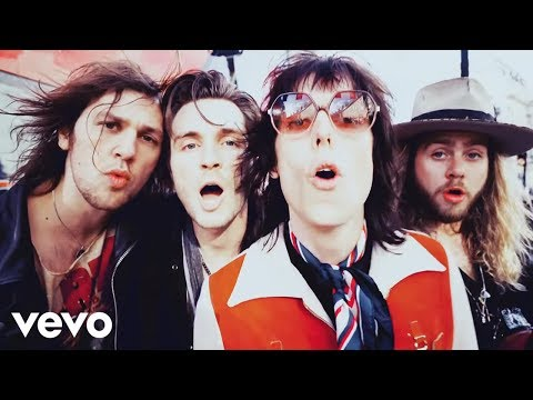 The Struts - Body Talks (Official Music Video) Mp3