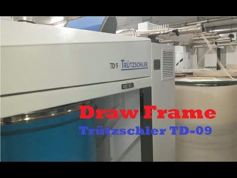drawframe machine Wholesale trader of used spinning machines - rieter spinning frame l/r, g5/1 offered by shri madhu textiles, mumbai, maharashtra.