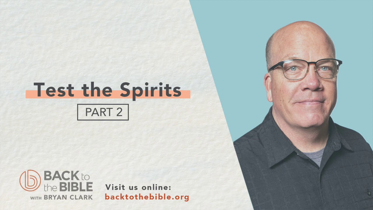 Authentic Christian Community - Test the Spirits Pt. 2 - 14 of 20