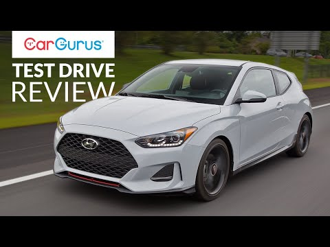 2019 Hyundai Veloster | CarGurus Test Drive Review