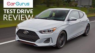 2019 Hyundai Veloster   CarGurus Test Drive Review