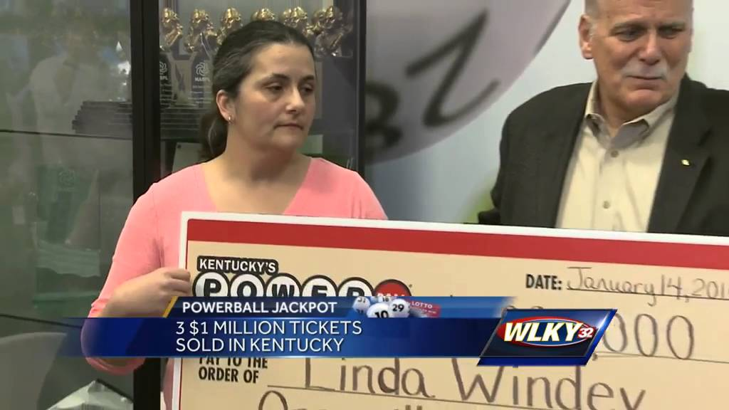 A $1 million Powerball ticket was sold in Kentucky