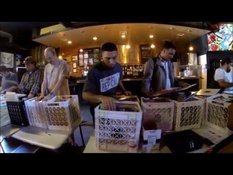 Beat Swap Meet - Dallas, Texas - record show