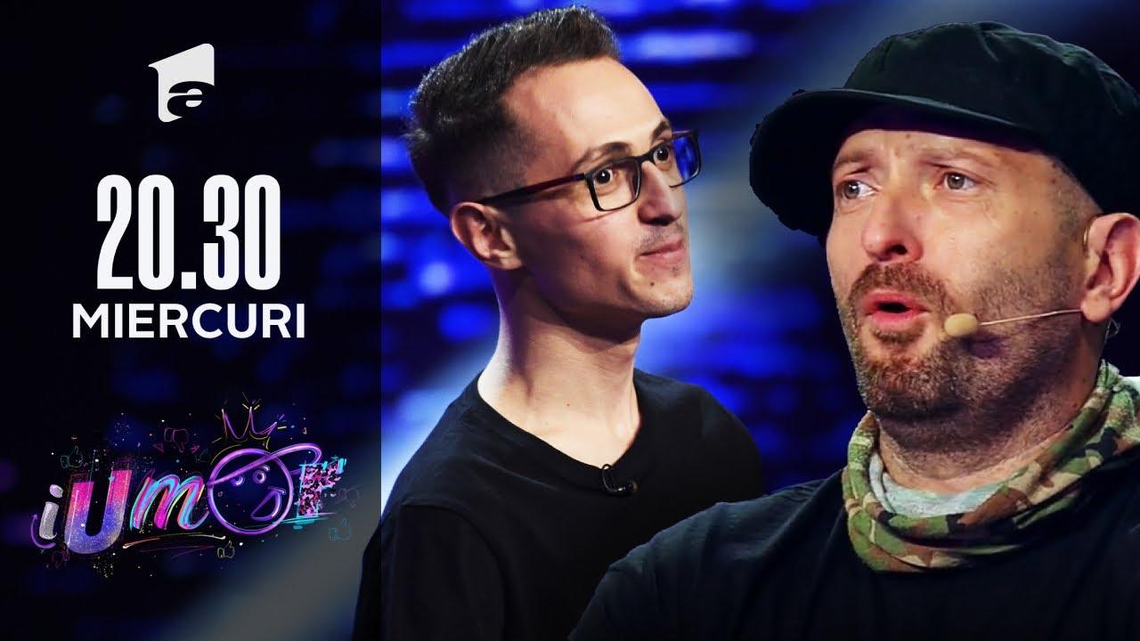 Laurențiu Duță caută rețeta perfectă pentru un număr de stand-up  | iUmor 2021