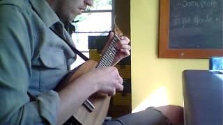 Sunflower River Blues- On Ukulele