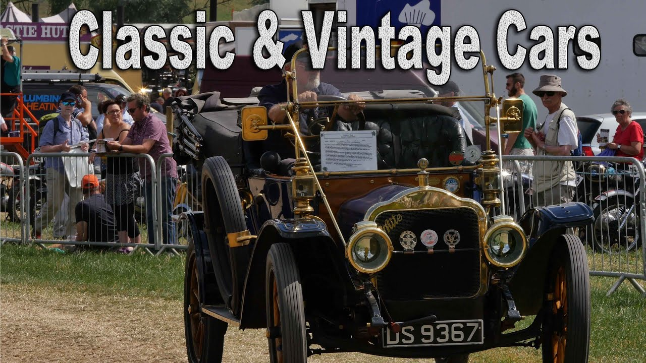 Welland Steam Rally 2014 - Clasic & Vintage Cars - A Dave Holden ...