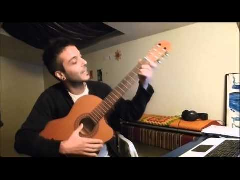 Besame mucho - Acordes y video tutorial para guitarra